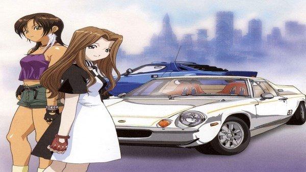 Un anime podría predecir el futuro de los coches