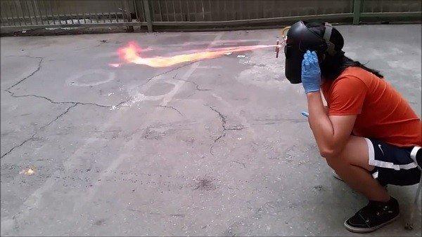 X-Men: Emulan el visor de Cíclope y disparan llamas con sus ojos