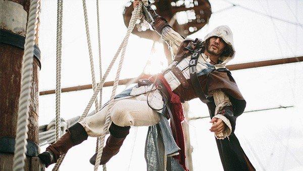 Assassin's Creed: Con este cosplay le quitaría el papel a Michael Fassbender