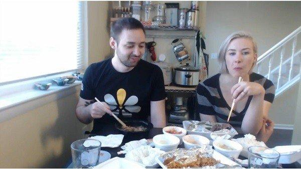 Twitch permitirá retransmitir tus comidas