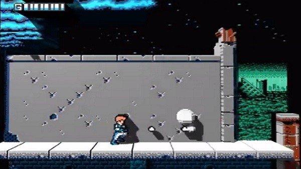 Un emulador permite jugar a títulos de NES en 3D