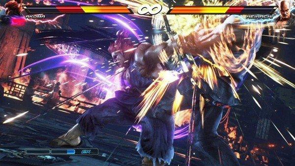 Tekken 7 incluirá muchas influencias de Street Fighter