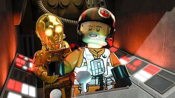 RESULTADO ENCUESTA: Este es tu personaje preferido de LEGO Star Wars: El Despertar de la Fuerza