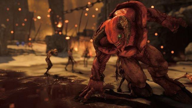 Doom se actualiza y altera su armamento sin especificar los cambios