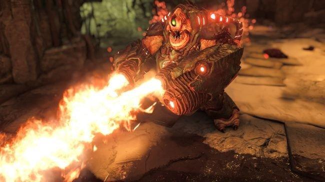 Doom: Su modo deathmatch todavía está en desarrollo