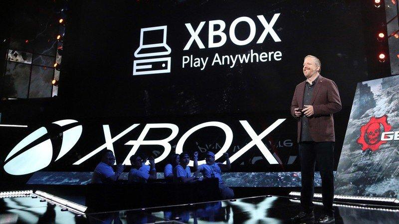 Xbox Play Anywhere llegará en septiembre