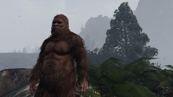 GTA V: Los usuarios resuelven el misterio del Bigfoot