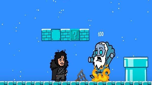 Juego de Tronos: Los videojuegos parodian la serie