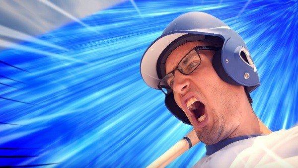 El béisbol sería así de épico si fuera un anime