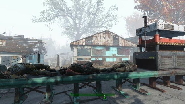 Fallout 4: Un mod para su último DLC esconde un guiño a Cuando el destino nos alcance