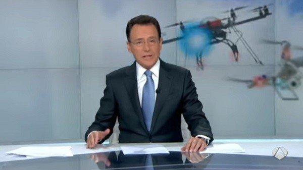 Después de Expomanga, vuelve Matías Prats con los drones