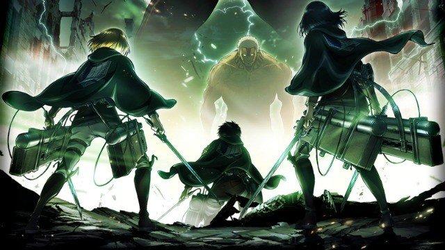 Anunciada la fecha de estreno de la segunda temporada de Ataque a los Titanes