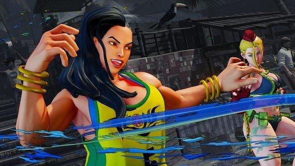 Street Fighter V tiene un nuevo DLC muy nostálgico