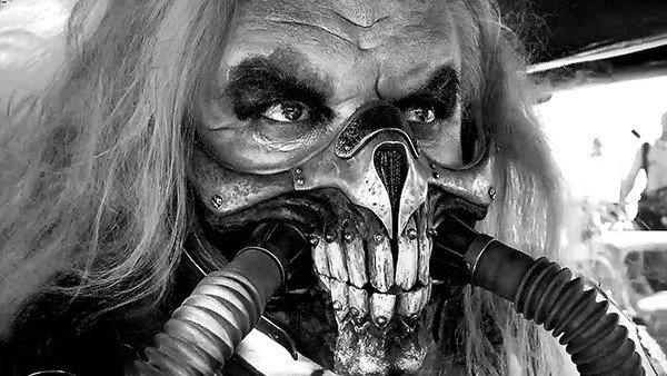 Mad Max: Furia en la carretera confirma su versión en blanco y negro