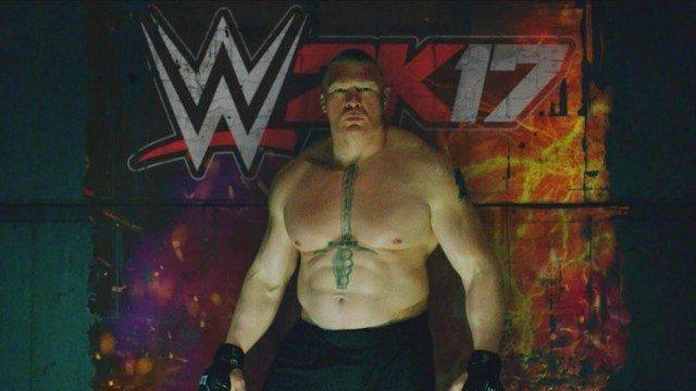Los anuncios de WWE 2K son todo un mundo en sí mismos