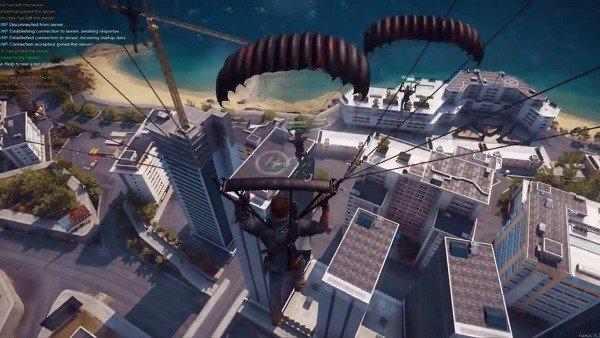 Just Cause 3 muestra el progreso de su mod multijugador