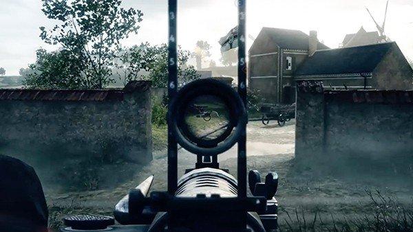 Battlefield 1 muestra sus armas en un nuevo gameplay