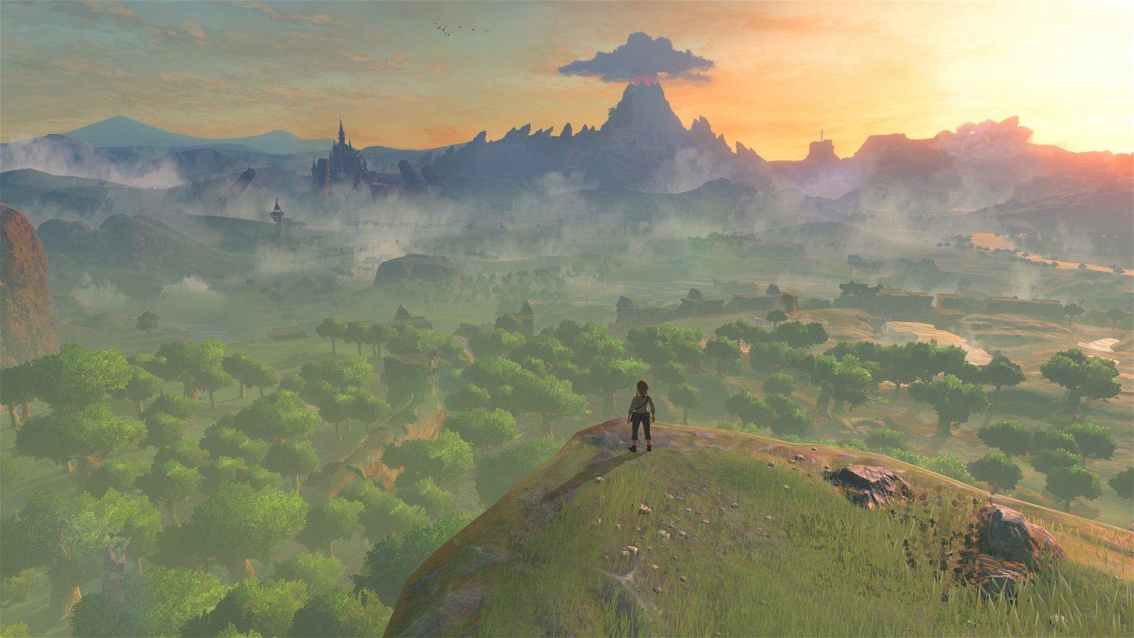 The Legend of Zelda: Breath of the Wild arrasa en los Game Critics Awards del E3