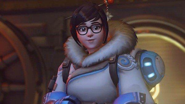 Overwatch: Una de las frases más características de Mei salió por accidente