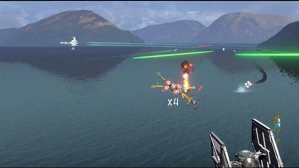 LEGO Star Wars: El Despertar de la Fuerza muestra los combates aéreos en un nuevo vídeo