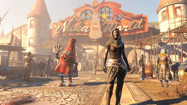 Fallout 4: Los mods al fin llegarán a PlayStation 4 con la próxima actualización