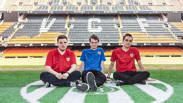 E-Sports: El Valencia presenta a su equipo profesional de Rocket League