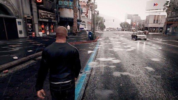 Grand Theft Auto V contará con un mod ultra realista
