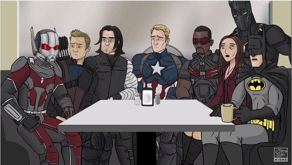 Capitán América: Civil War: Cómo debería haber terminado en realidad