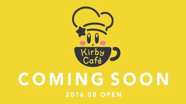 Pokémon: Kirby tendrá su propia cafetería en Japón