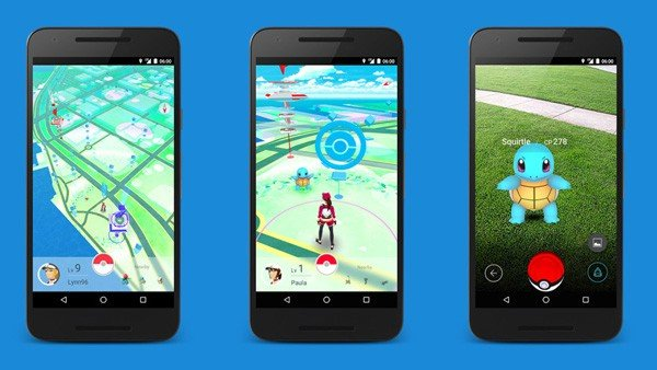 Pokémon GO: Realidad aumentada contra realidad virtual