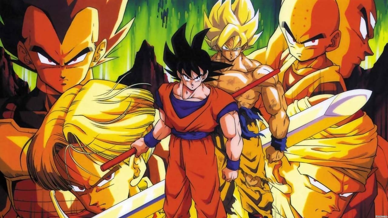 Dragon Ball Z tiene asombrosas similitudes con el manga original