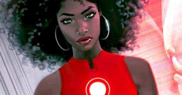 Robert Downey Jr. aprueba que el nuevo Iron Man sea una mujer afroamericana