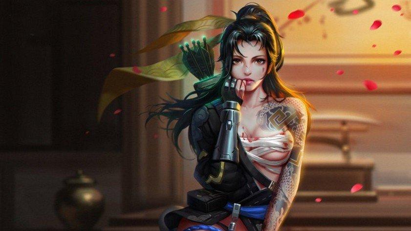 Overwatch: 20 fanarts que cambian de género a los personajes