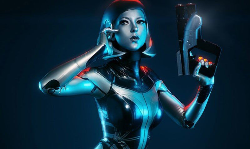 Mass Effect tiene este increíble y realista cosplay
