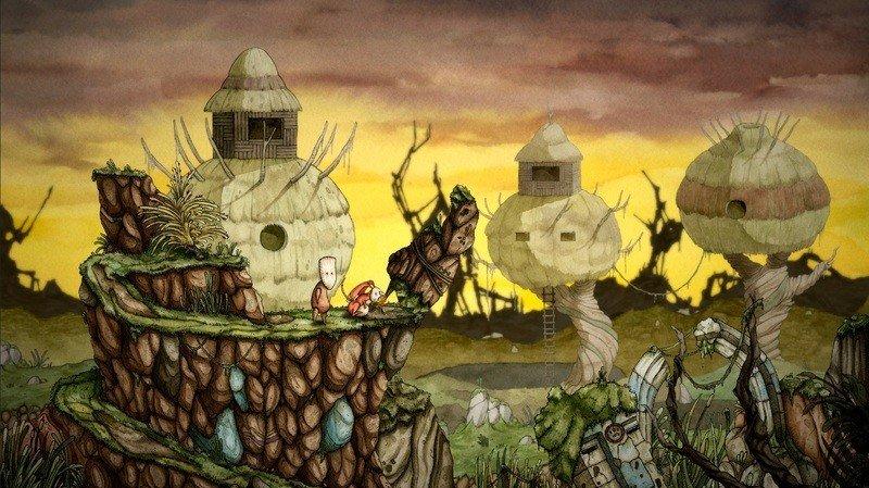 Candle, el videojuego español pintado a mano, está cerca de estrenarse