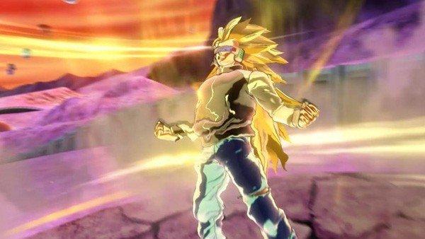 Dragon Ball Xenoverse 2 muestra las transformaciones del avatar en un nuevo tráiler