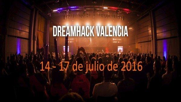 DreamHack Valencia presenta sus competiciones de eSports y los premios