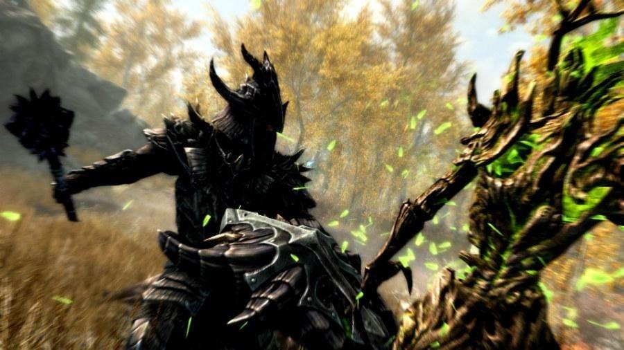 Skyrim Special Edition tiene estos nuevos detalles