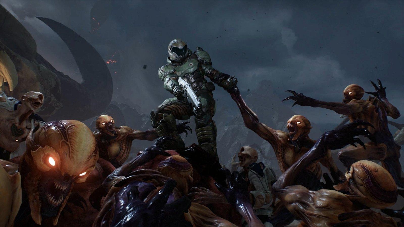 Doom soportará mayores tasas de frames por segundo en PC
