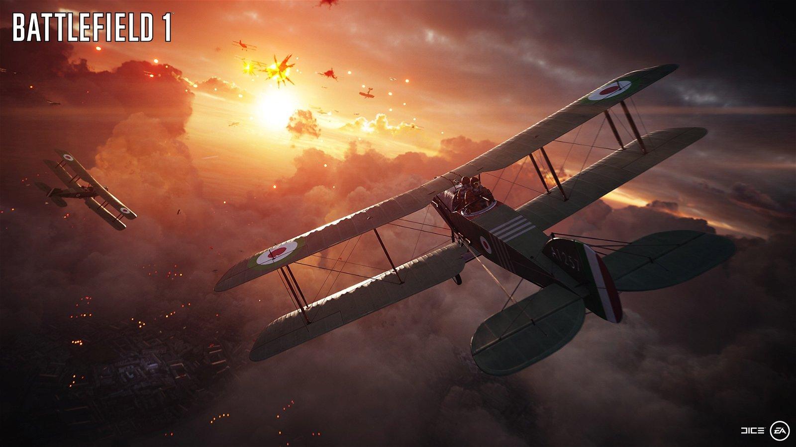 Battlefield 1 se podrá jugar 10 horas a partir del 13 de octubre con EA Access