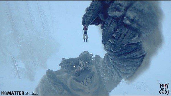 Prey for the Gods, videojuego inspirado en Shadow of the Colossus, empieza su financiación