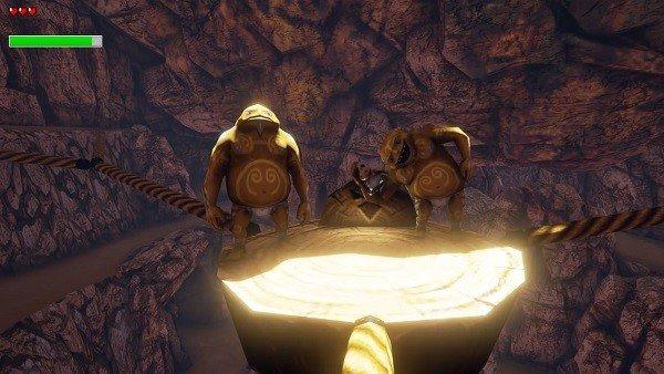 The Legend of Zelda: Recrean la ciudad de los Goron de Ocarina of Time con Unreal Engine 4