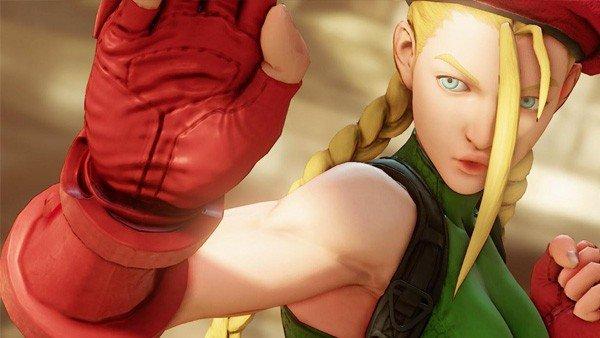 Street Fighter V censura a Cammy en su última actualización