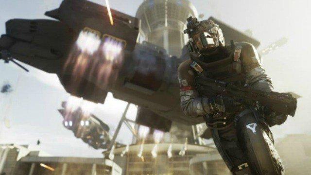 """Las armas de energía de Call of Duty: Infinite Warfare serán """"únicas"""""""