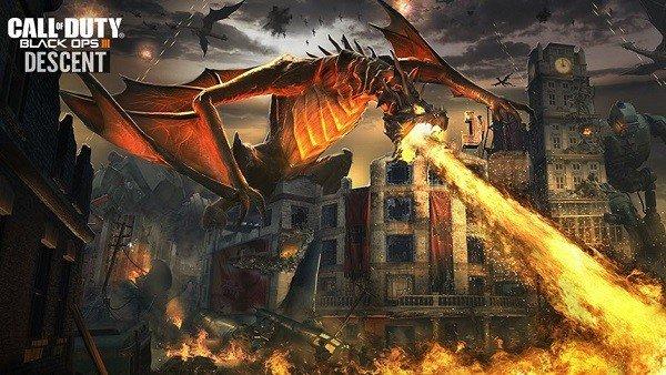 Call of Duty: Black Ops 3 contará con dragones y robots en su próxima actualización