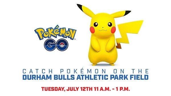 Pokémon GO: Un club de béisbol permitirá a los jugadores entrar al estadio cuando no esté el equipo