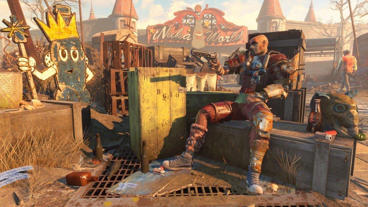 Fallout 4: Nuka World podría haber filtrado su fecha de lanzamiento