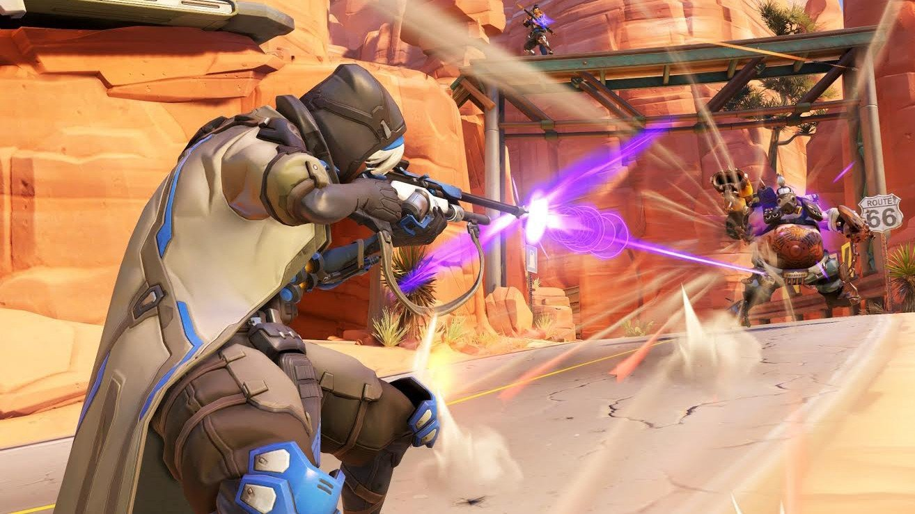 Overwatch: Blizzard mejora a Ana y vuelve a nerfear a McCree