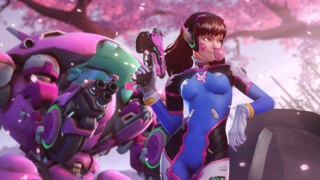 Overwatch: El amor florece en los prolegómenos de una batalla