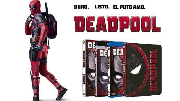 Deadpool: Análisis de la edición en DVD